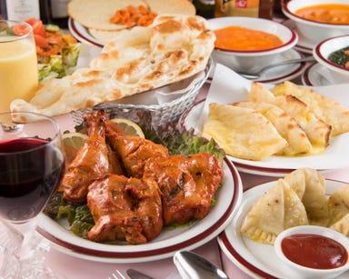 インド料理 チェルシー  こだわりの画像
