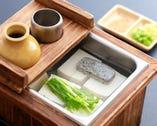名店『京とうふ藤野』のお豆腐と 湯葉・生麩を味わう湯豆腐会席