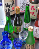 京都の地酒を中心に選りすぐりの 日本酒を取り揃えております