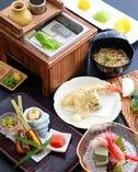 京都の美味しい湯豆腐会席 [昼:4,000円 夜:4,500円]