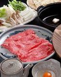 京都牛すき焼き・しゃぶしゃぶ お得な宴会コースご用意できます