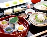 旬の素材を取り入れた京料理