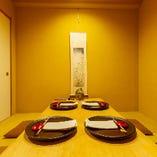 お座敷席個室(~4名様)