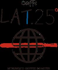 LAT. 25° Naritakukodaisantaminarusankaiten