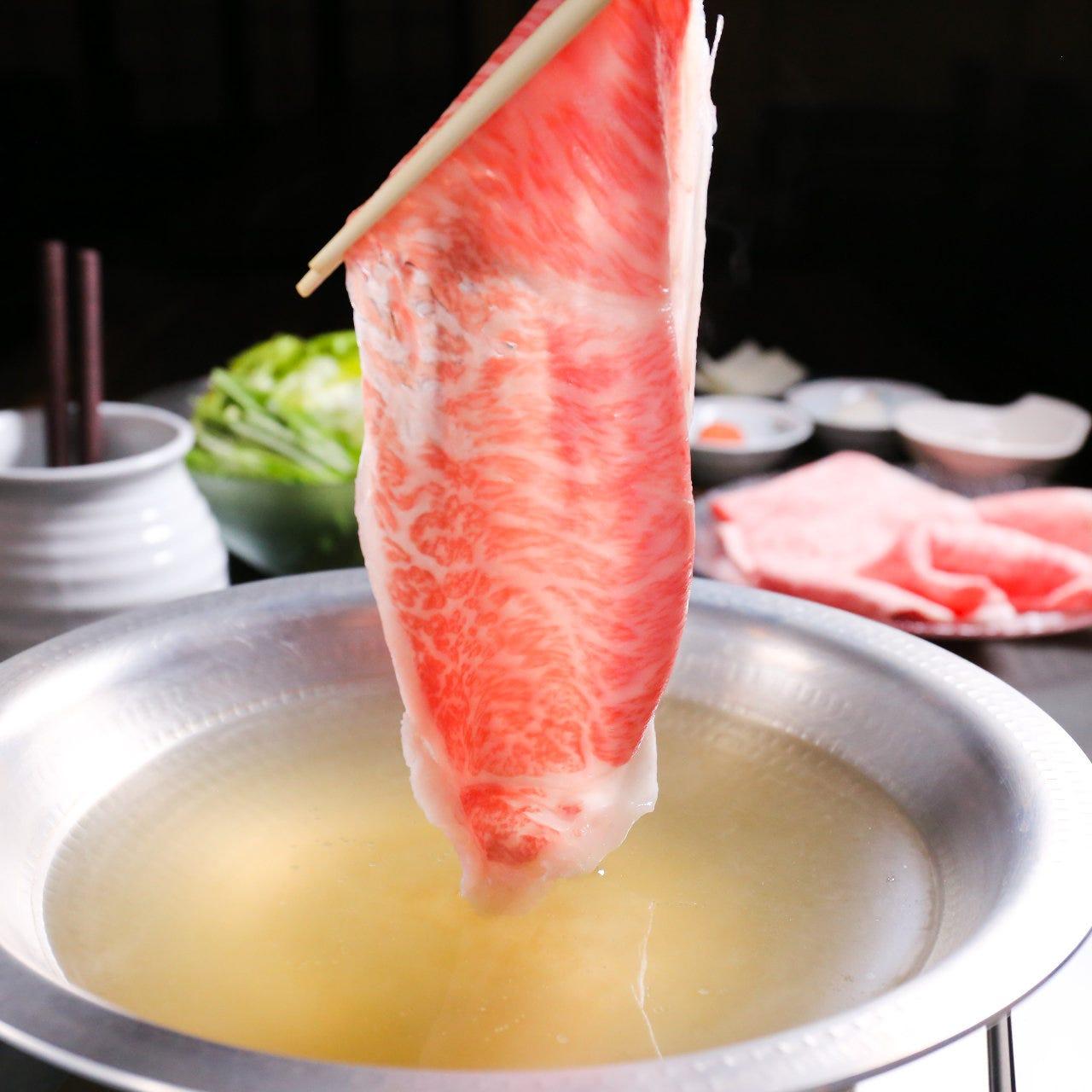 しゃぶしゃぶ食べ放題|赤坂