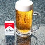 1リットルミサイルビール