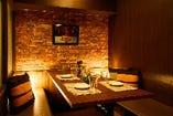 新鮮食材を使った創作和食をお楽しみ下さい。焼酎・日本酒も豊富