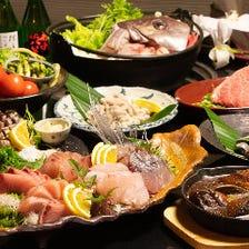 コース料理でお腹いっぱい!!