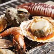 金沢ならではの逸品料理や浜焼き