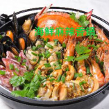 海鮮麻辣香鍋スパイシーフレッシュ、香りの組み合わせが特徴