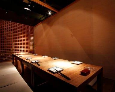 炭火・家庭料理 赤坂かこい  店内の画像