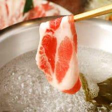 旬の味覚を堪能するこだわりの鍋