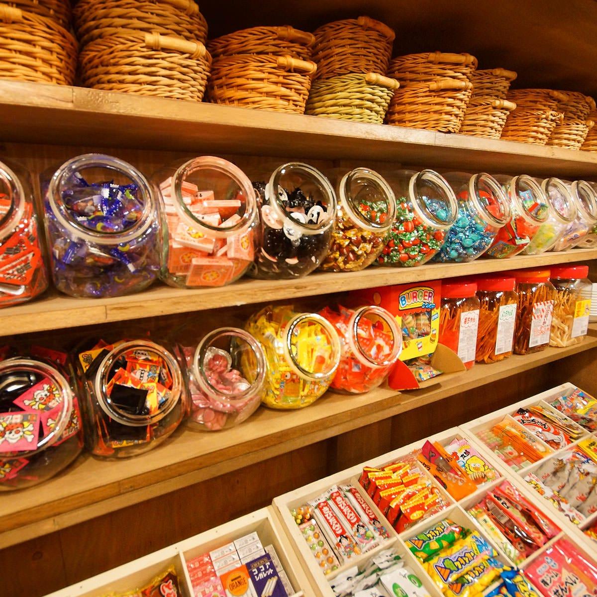 京都 駄菓子 バー 500円で駄菓子食べ放題の「駄菓子バー」が面白すぎた!