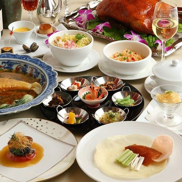中国料理の定番をヌーヴェルシノワにアレンジ