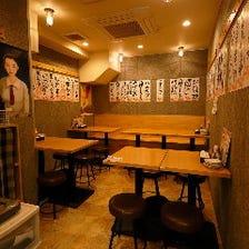 横浜鶴屋町の人気店が野毛に移転