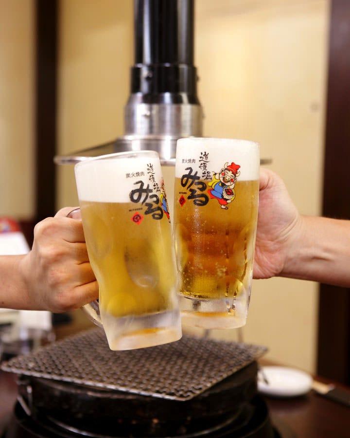 やっぱり生ビール♪会員様入会で ずっと604円⇒494円(税込)