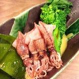 ホタルイカの酢味噌 ¥時価 良いものある時のみ入荷あり!