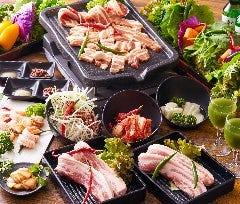 韓国料理 韓宮(ハングン)松戸店