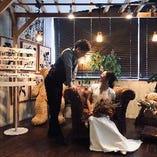【結婚式2次会や各種パーティーにおすすめ】店内貸切30名様~90名様までOK