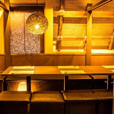 隠れ家個室居酒屋 音音~nene~ 浦和駅前店 店内の画像