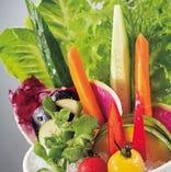 自社減農薬野菜【北海道】