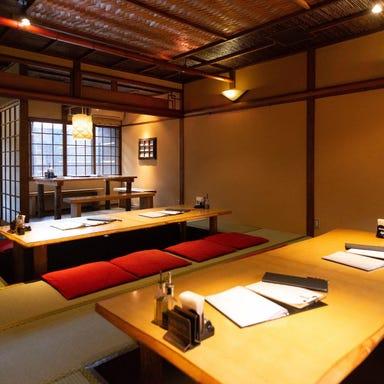 祇園ビストロ 丸橋  店内の画像