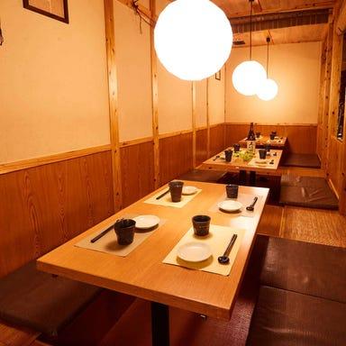 個室 創作料理×和食居酒屋 金沢商店 金沢片町店 店内の画像