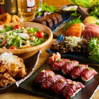 個室 創作料理×和食居酒屋 金沢商店 金沢片町店 コースの画像