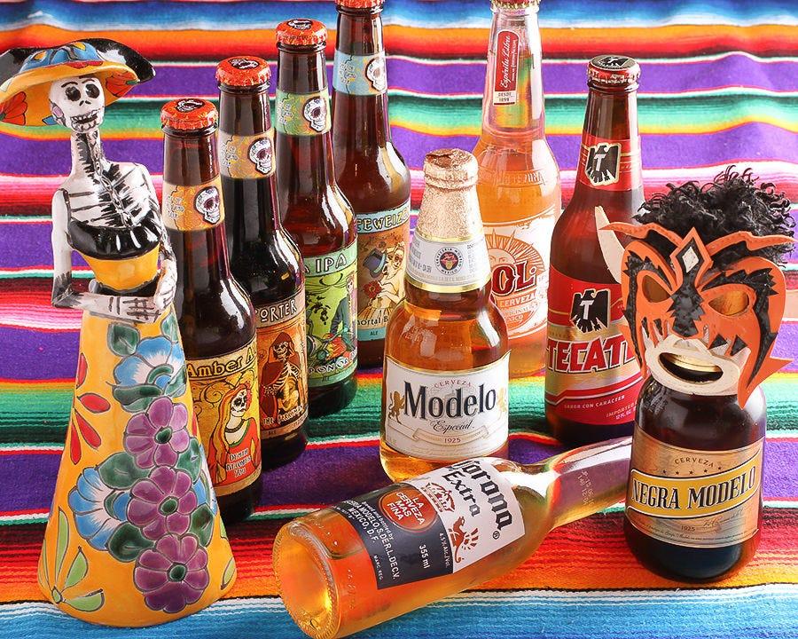 サルー♪メキシコビール・テキーラ有
