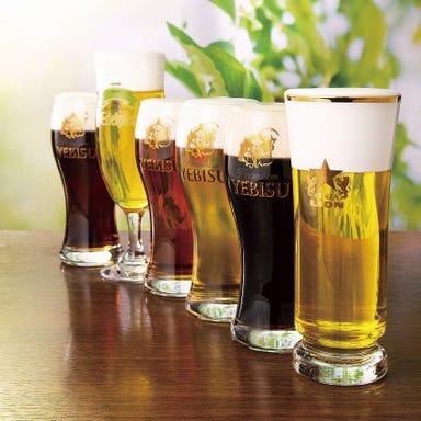 サッポロビール 千葉ビール園 こだわりの画像