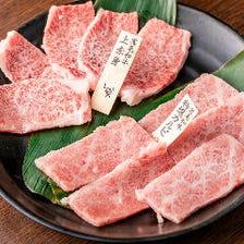 美味しさにこだわった自慢のお肉