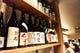 全国各地の厳選した日本酒を20種以上取り揃えております