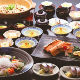 ◆秋の秋風コース◆ 2時間飲み放題付♪鮮魚のお刺身や鯖寿司に舌鼓!