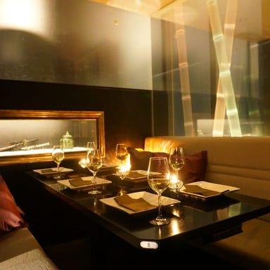 個室Dining 裏NO庭 恵比寿店  店内の画像