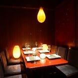 【宴会・接待に最適】 個室空間&VIP席ご用意♪