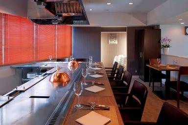 鉄板焼Dining M's Rou エムズロウ  店内の画像