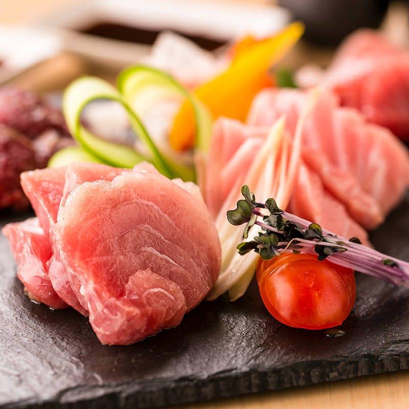市場直送の朝締め鮮魚は新鮮です!