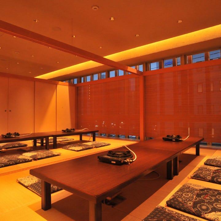 草津で宴会なら個室完備の安田良へ