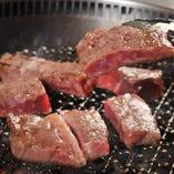 希少部位や旨みと風味が増した熟成肉など、他にはない出合いも