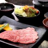 安田良のお米は、東近江産の近江米を使用しております。ランチでも味わえます。