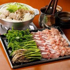 個室 せり鍋 千代の蔵仙台西口