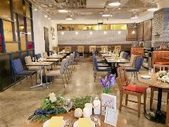 WIRED CAFE Dining Lounge Wing高輪店