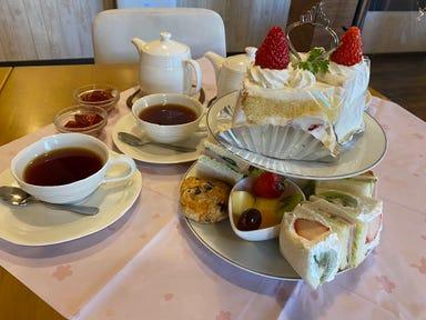 お茶deちっちゃ  コースの画像