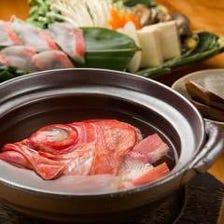 金目鯛料理は日本酒と一緒にどうぞ