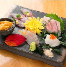 厳しい目利きによって選び抜いた鮮魚