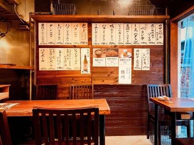 肉のいちのへ 蒲田店  店内の画像