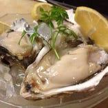 【全国各地の牡蠣】 厳選した旬の牡蠣を一年中取り揃えています
