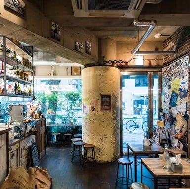 チリパーラーナイン(Chili Parlor 9)  店内の画像