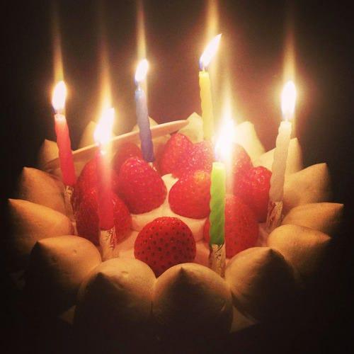 誕生日ケーキ無料