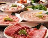 ↑ぐるなびスタッフもオススメ 高級焼肉全21品食べ放題!